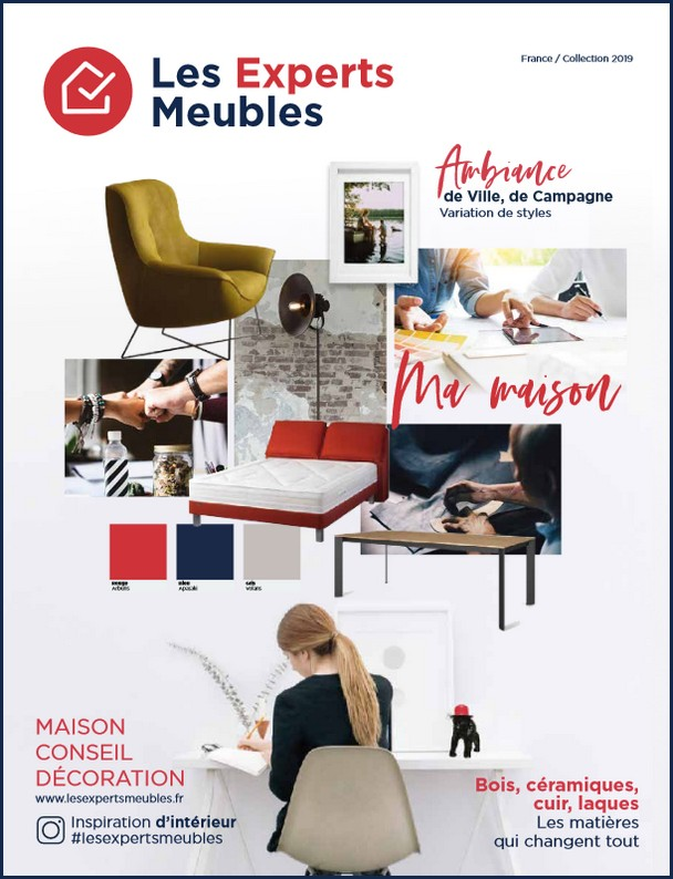 catalogue experts meubles